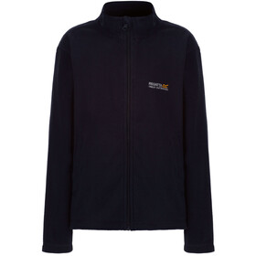 Regatta King II Fleece Jas Kinderen, navy/navy